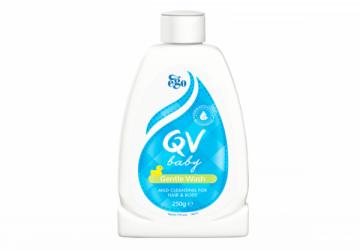 QV嬰兒呵護潔膚乳