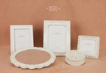 白色浪漫裝飾禮盒