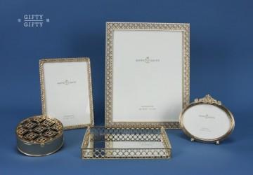 金色珠鑽禮盒