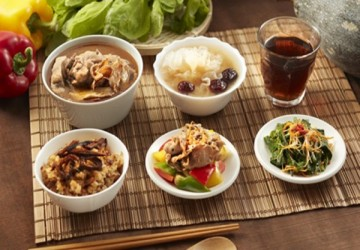 廣和尊龍A級月子餐* 30天餐/組(三餐20件組)