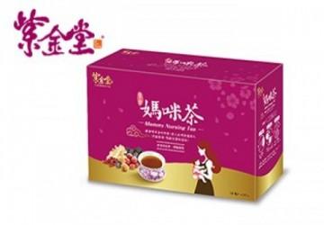【紫金堂月子餐】 紫金媽咪茶(80ml*14入)