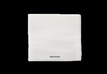 PAMABE水洗透氣護脊嬰兒床墊-60x120x5cm-經典白