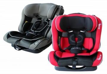 Tonybear 0-7歲輕量化嬰幼兒兒童汽車座椅汽座