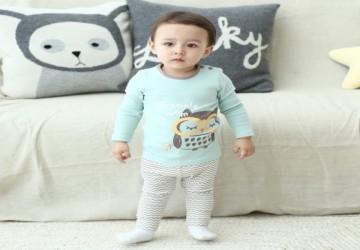 Organicmom有機棉男幼童家居服