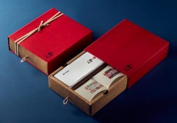 初滿心禮盒(加壽手以羅8入裝+方寸菓)