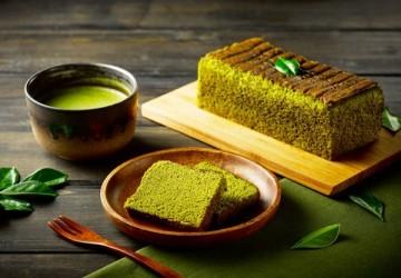 一抹綠 抹茶蛋糕