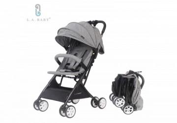 【L.A. Baby】隨行迷你嬰兒手推車