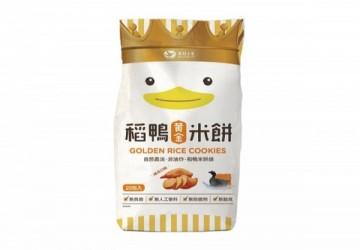 稻鴨米餅(黃金)75g/包