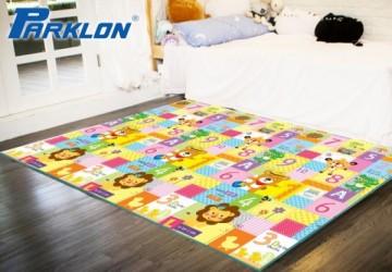 【PARKLON】韓國帕龍無毒基本款單面切邊地墊