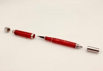 雙筆型胎毛筆&鉛筆 (專利)