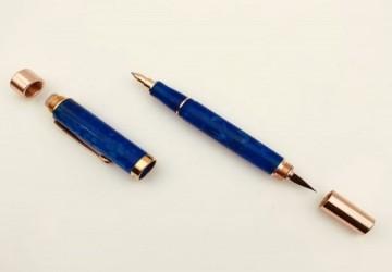 雙筆型胎毛筆&鋼珠筆 (專利)
