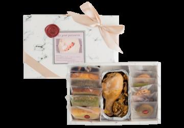中西式彌月禮盒試吃