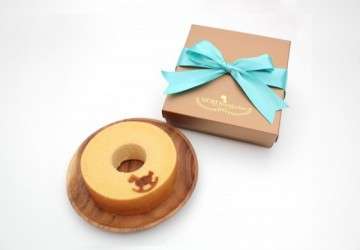 MORI 年輪蛋糕彌月禮盒<預購>