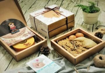 MORI 彌月雙層禮盒(預購)
