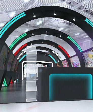 穿越食光透視科技館