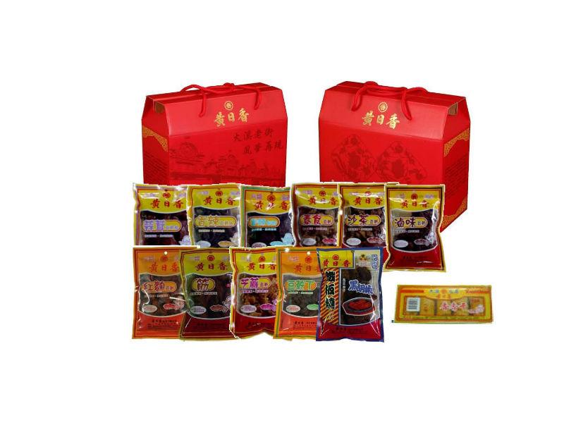 【黃日香】綜合豆干禮盒