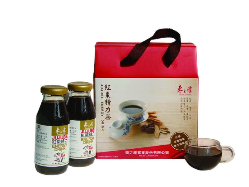 【棗之禮】紅棗精力六人茶