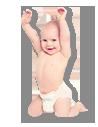 寶寶搬尿布賽