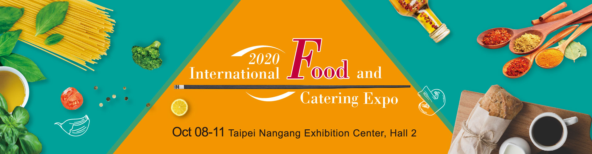 2020 Taipei Int'l Food Festival