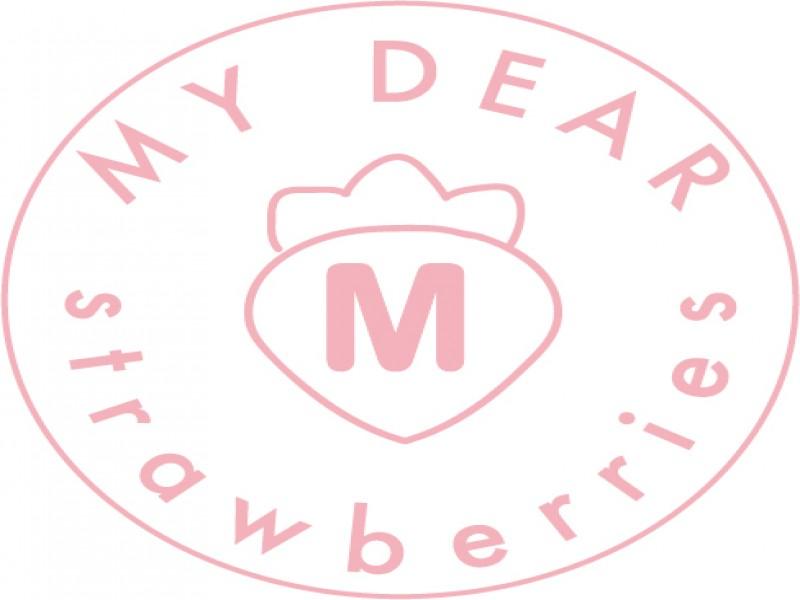 My Dear草莓花束