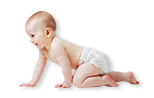 寶寶爬行賽