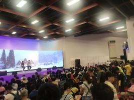 日本館舞台活動